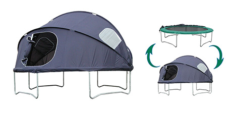 Tent for trampoline